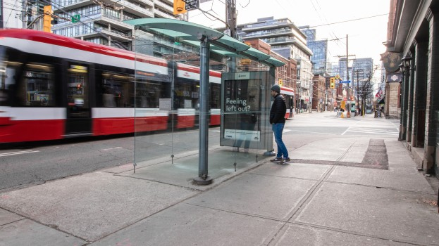 Toronto For All_Inaccessible Shelter