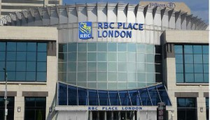 RBC Royal Bank-RBC acquires naming rights to the London Conventi