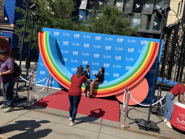 Spotted! What's sweet, sleek and unique at TIFF? » Media in