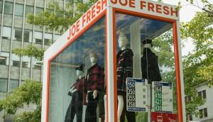 Abribus Joe Fresh 2