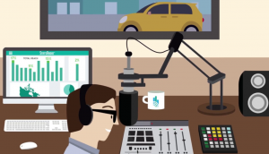 StatsRadio Motion Design Studio