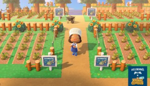 Hellmanns-Hellmann-s- new Animal Crossing island converts player