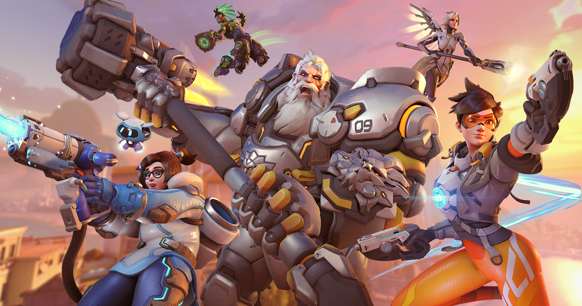 Overwatch boosting services