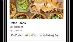 Consumer App Sponsored Listings