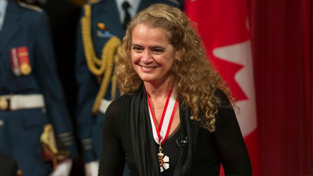 Installation Day of Julie Payette, Canada's 29th Governor Gene