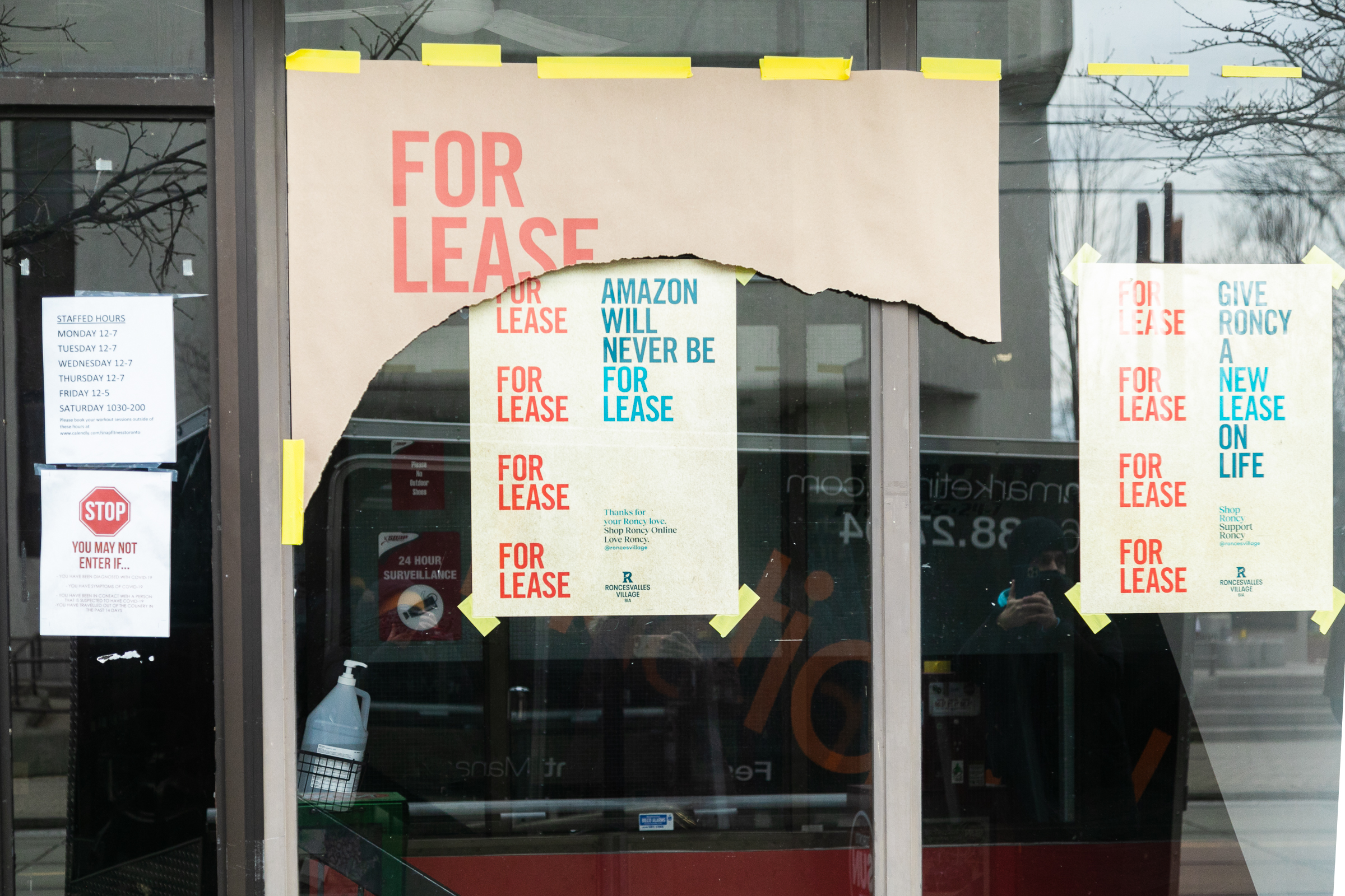 Not-For-Lease-Roncey-Teardown Poster