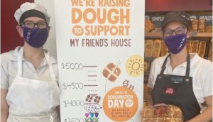 COBS Bread-Cobs Bread Doughnation Campaign Underway with Goal of