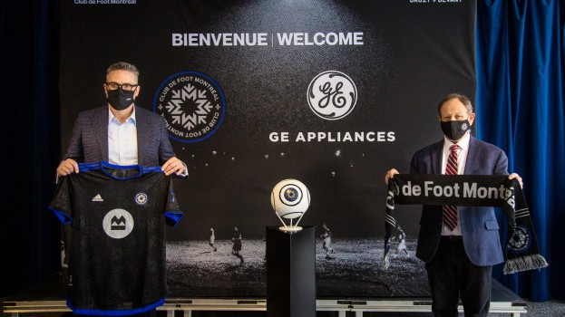 GE Appliances Canada-GE Appliances Canada Extends Support of Soc
