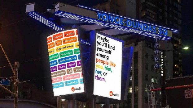 CA Pride Billboard
